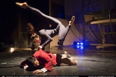 Theater ECCE / Gulliver / Proben in Leogang